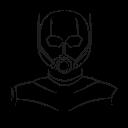 hero, avatar, marvel hero, antman icon