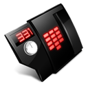 phone, support, call icon