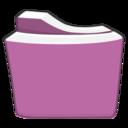 pink,folder icon