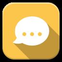 Apps Gnome Subtitles B icon
