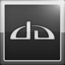 deviantart, social, social network icon