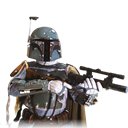 Boba, Fett icon