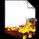 Burndoc, Shadow icon
