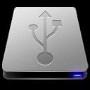 hd, usb, drive, slick, remake icon