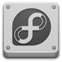 Fedora, Here, Start icon