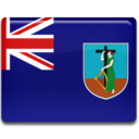 montserrat,flag,country icon
