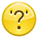 confused, face icon