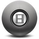 film, video, movie icon