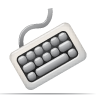diagram, keyboard icon