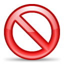 The Delete icon