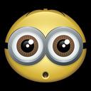 mascot, alien, minion, creature, cartoon, character, dave icon