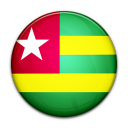 flag, country, togo icon