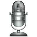 record, microphone, mic icon