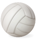 sport, volleyball icon