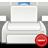 gnome, printer, error, 48 icon