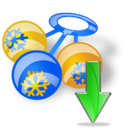 Down, Rattle icon