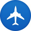 plane flight icon