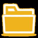 yellow, 26 icon