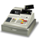 cashbox, accounting icon