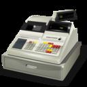 cashbox, accounting icon