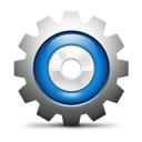 config, setting, gears icon