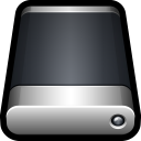 Device External Drive Generic icon