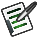 file, document, write, writing, edit, paper icon