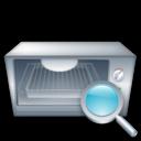 Oven, Zoom icon