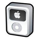 Ipod, Video, White icon