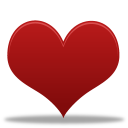 hearts, game icon