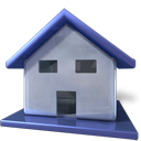 redhat, homepage, home, building, house icon