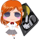 Bleach Chibi Inoue Drive icon