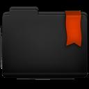 Orange, Ribbon icon
