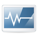 monitor, display, computer, screen, gnome icon