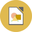 libreoffice draw flat icon