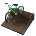 cycling, bmx, px icon