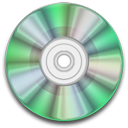 rw, disk, green, save, disc, cd icon