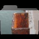 minimal Pictures folder icon