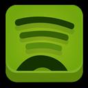 , Spotify icon