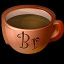 coffee, bridge icon