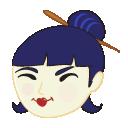 Girl 3 icon