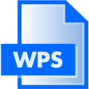 wps,file,extension icon