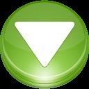 descend, descending, down, fall, download, decrease icon