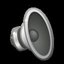 preferences desktop sound icon