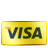 visa, card, credit card, credit, gold icon