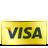 visa, card, credit card, credit, gold icon