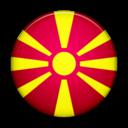 flag,macedonia,country icon