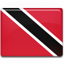 country, trinidad, and, tobago, trinidad and tobago, flag icon