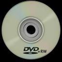 dvd, disc, alt, rw icon