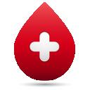 blood, drop icon